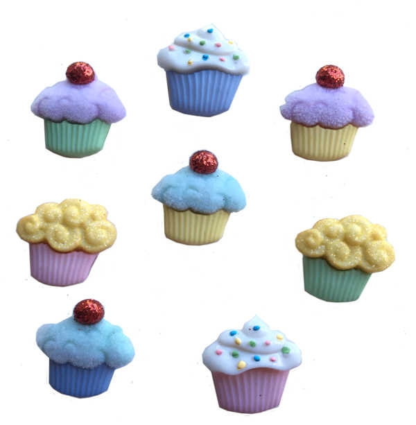 embellishment pack - mini sweet treats